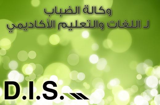 تطوير موقع وكالة D.I.S. Agency