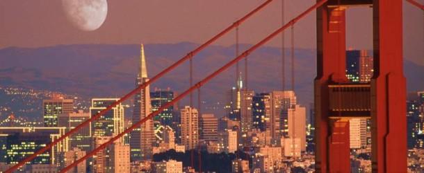 اللغة الإنجليزية الأكاديمية في سان فرانسيسكو